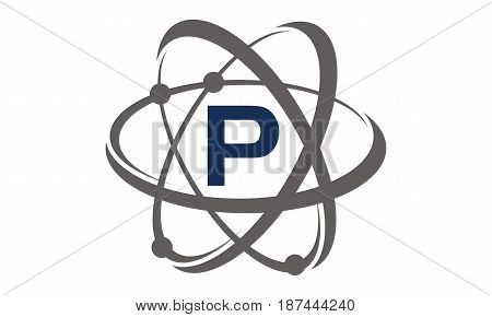 This image describe about Atom Initial P
