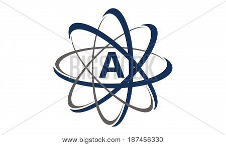 This image describe about Atom Initial A
