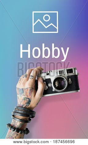 Hobby Interest Leisure Activity Passion