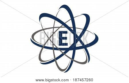 This image describe about Atom Initial E