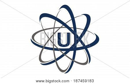 This image describe about Atom Initial U