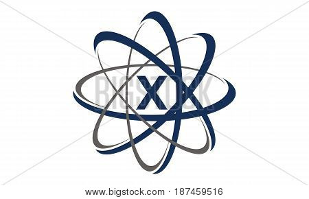 This image describe about Atom Initial X