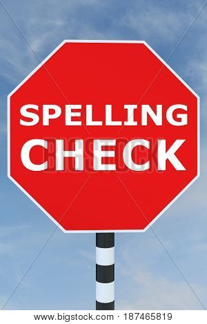 Spelling Check Concept