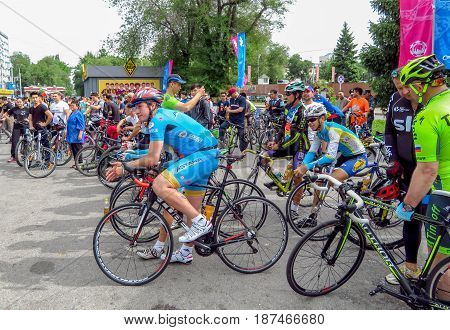 Almaty - Cycling Marathon
