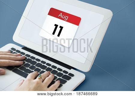 Calendar Appointment Agenda Schedule Planner