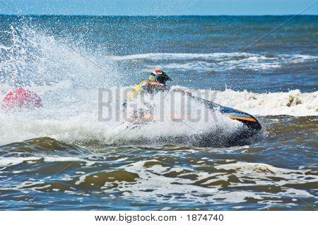 Extreme  Jet-Ski Watersports