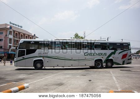 Scania 15 Meter Bus Of Greenbus Company