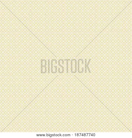 white patterned network on a beige background