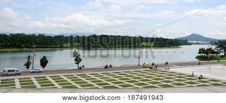 Lam Vien Square In Dalat, Vietnam
