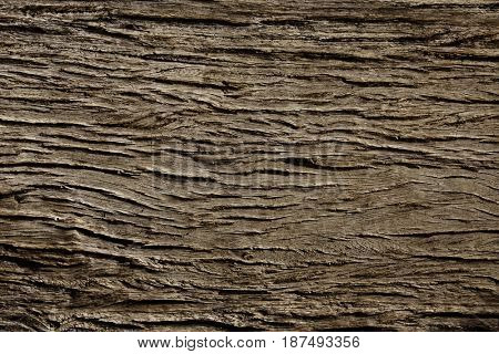 Texture - old wooden boards of brown colors