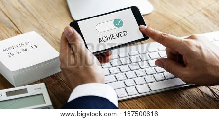 Achieved Development Excellence Goal Growth