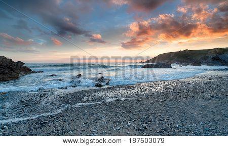 Church Cove Sunset