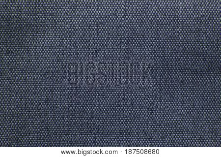 fabric texture blue gobelin - for background