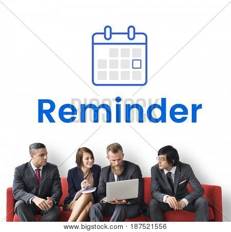 Reminder Calendar Appointment Agenda Schedule Planner
