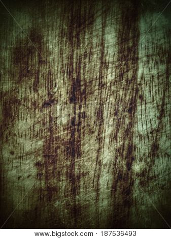 Abstract dark grunge background with film grain and artifacts