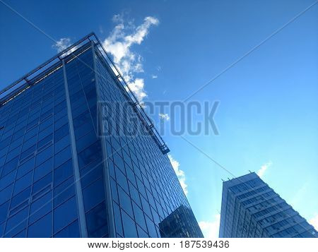 Skyscraper fragment