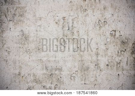 Grunge wall texture can be used a background