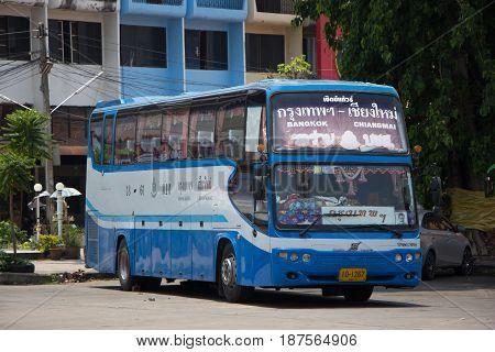 Cherdchai Tour Company Bus.