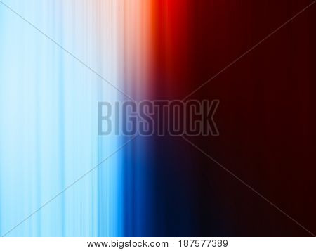 Vertical red and blue motion blur background hd
