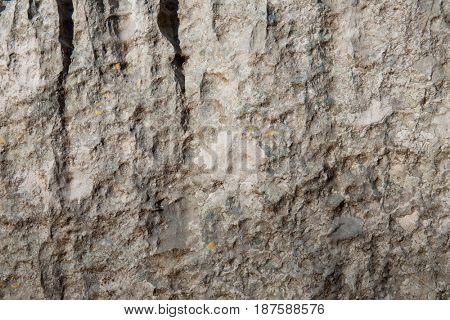 Abstract texture of the stone