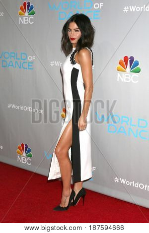 LOS ANGELES - JAN 25:  Jenna Dewan Tatum at the