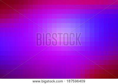 Pink Purple Blue Mosaic Square Tiles Background