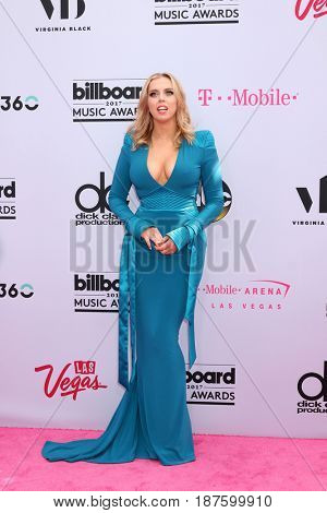 LAS VEGAS - MAY 21:  Violet Benson at the 2017 Billboard Music Awards - Arrivals at the T-Mobile Arena on May 21, 2017 in Las Vegas, NV