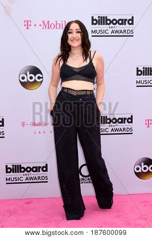 LAS VEGAS - MAY 21:  Noah Cyrus at the 2017 Billboard Music Awards - Arrivals at the T-Mobile Arena on May 21, 2017 in Las Vegas, NV