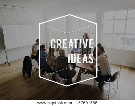 Creative Ideas Brainstorm Thinking Inspiration