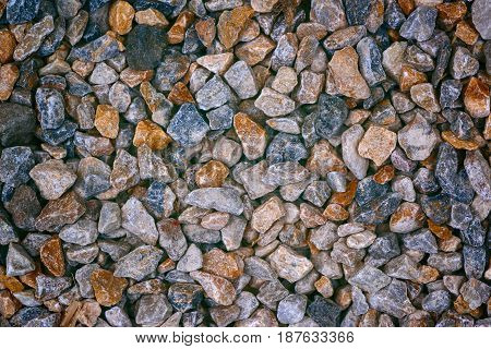 HDR pebble stone surface texture natural background