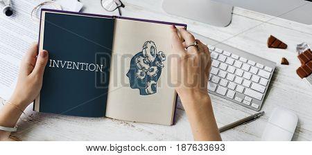 Creative Thinking Ideas Innovation Problem Solution Concept