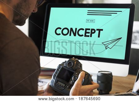 Concept Ideas Inspirational Design Graphic