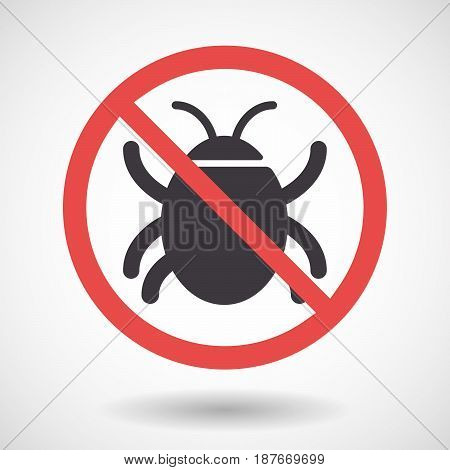 Isolated Forbidden Signal With A Bug