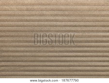 Background Pattern Horizontal Brown Textured Sheet of Paper Folded with Copy Space for Text and Other Decorative Elements.
