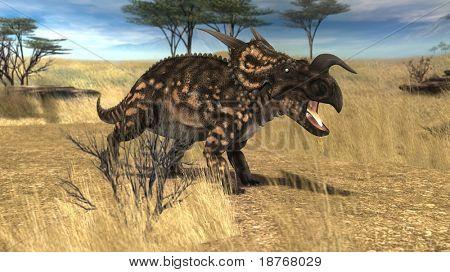 einiosaur run