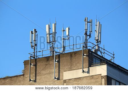 Mobile Phone Transmitters