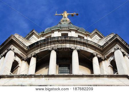 London Old Bailey