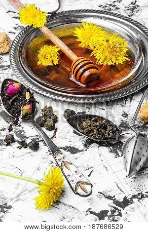 Honey Of Dandelion