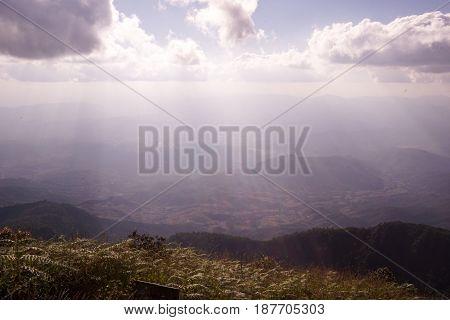 Chiang Dao Mountain, Chiang Mai Province, Thailand