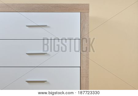Chest Of Drawers Made Of Mdf