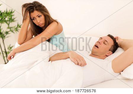 Irritating Snoring
