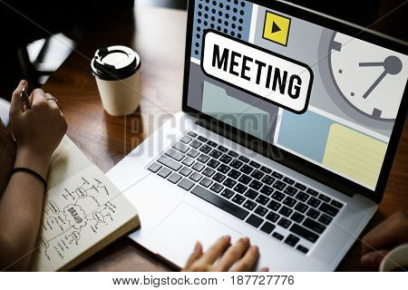 Meeting Plan Events Appointment Schedule