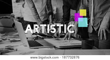 Creative Imagination Style Artistic Design