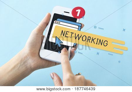 Internet Layout Links Website Networking