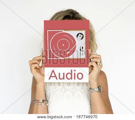 Music Tune Entertainment Leisure Hobby Concept