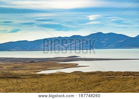 Las Aguilas Viewpoint.el Chalten - Argentina