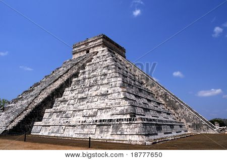 The Temple of Kukulcan , also known as