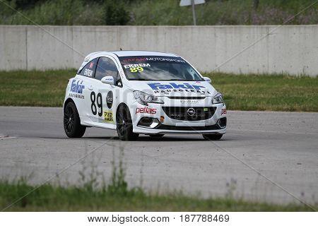 Turkish Opel Corsa Opc Cup