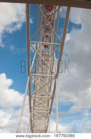 The Tall Ferris Wheel