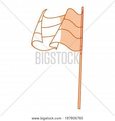 germany flag icon. oktoberfest flag germany symbol country banner. vector illustration
